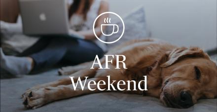 AFR Weekend