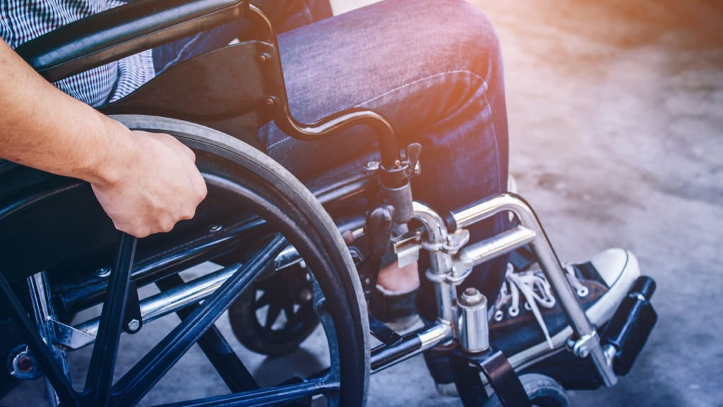 Some clients and providers reported long delays in accessing mobility equipment such as wheelchairs.