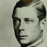 A portrait of King Edward VIII
