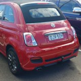 Cecilia Haddad's red Fiat was found at West Ryde train station.