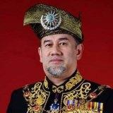Malaysian King Muhammad V of Kelantan.