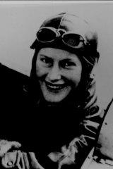 Nancy Bird Walton, Australian aviatrix.