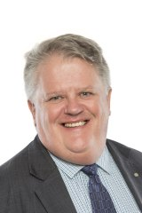 Greg Hallam has been chief executive of the LGAQ since 1992.