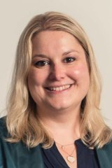 Dr Jovanka King,a specialist paediatric immunologist and immunopathologist at SA Pathology at the Women's and Children's Hospital and the University of Adelaide.