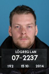 Sindri Thor Stefansson escaped from prison and reportedly fled on a flight that Iceland's Prime Minister was on.