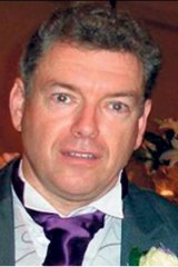 The head of the Kinahan cartel, Christy Kinahan.