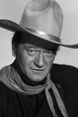 John Wayne: Not tough enough for today's politics.