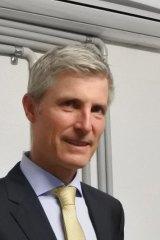 Outgoing Australian Renewable Energy Agency chief executive Ivor Frischknecht.
