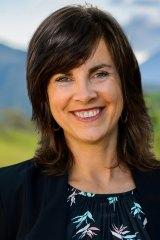 Dawn Walker, member of NSW MLC.