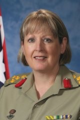 Retired major general Liz Cosson will take over as the secretary of Veterans Affairs.