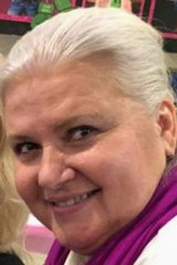 Lois Riess is being sought in connection with the killing of a Florida woman.