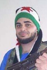 Lebanese-Australian man Zaky Mallah, from Parramatta, who travelled to the Syrian frontline in 2012.