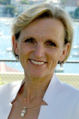 Loreto Kirribilli principal Anna Dickinson.