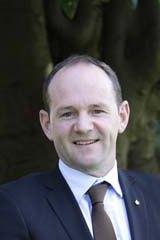 NSW Water Minister Niall Blair said NSW must reconsider its participation in the basin plan.