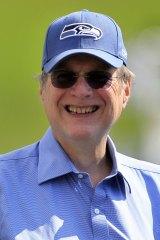 Microsoft co-founder and billionaire Paul Allen.