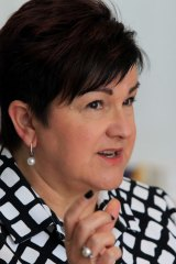 Consumers Health Forum CEO Leanne Wells.