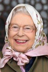 Queen Elizabeth II is the head of the Commonwealth.