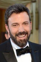 Director Ben Affleck.