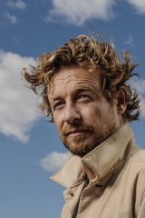 "Breath director Simon Baker was accused of making a film for ""middle aged white guys""."
