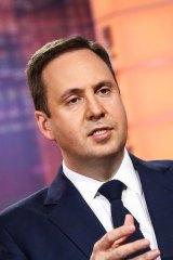 Trade Minister Steve Ciobo.