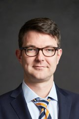 Dr Bastian Seidel, head of the The Royal Australian College of General Practitioners.