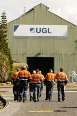 UGL has added 40 per cent to its share price since mid-April.