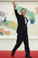 """""""I sincerely hope the people will forgive me"""" ... Wen Jiabao."""
