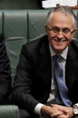 Malcolm Turnbull, opposition spokesman for communications.