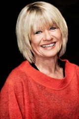 "Margaret Pomeranz: ""I thought I was just going to lie on a beach somewhere and read crimmies [crime novels]""."