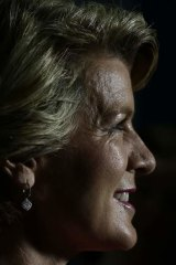 Julie Bishop: Australia's first female foreign affairs minister.