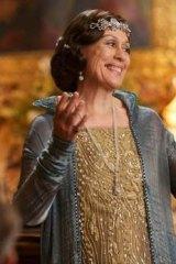 A star turn in <i>Downton Abbey</i>.