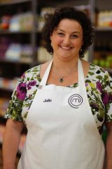 Julie Goodwin ... went from <i>MasterChef</i> contender to winner.