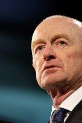 """""""Brian Hood has publicly challenged RBA governor Glenn Stevens' parliamentary testimony""""."""