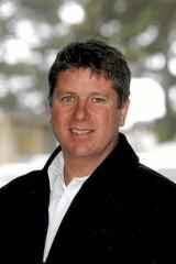 Mark Reeves, principal of Alpine School.