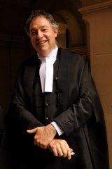 Justice Terry Forrest