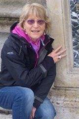 Christine Armstrong, 63, of Tathra.