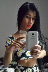 Mayang Prasetyo is believed to have been killed by her boyfriend Marcus Volke at Teneriffe in Brisbane.