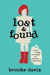 <i>Lost & Found</i> by Brooke Davis.
