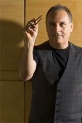Melbourne restaurateur Paul Mathis.