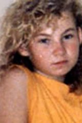 Murdered Goodna schoolgirl Leanne Holland.