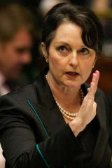 Child protection: Pru Goward's Family and Community Services department is 'in crisis', says opposition.