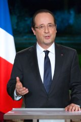 She's just not that into you: Women less knowledgeable about politicians, a new study says.  Pictured: French President Francois Hollande