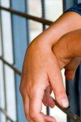 Crime and punishment ... longer sentences won't reduce crime rates, a report has found.