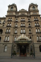 The hotel's owners are pressing for heritage approval.