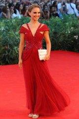Natalie Portman, who dazzles as a ballet dancer in the red-carpet opener <i>Black Swan</i>. <i>Picture: AFP</i>