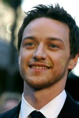 James McAvoy was keen for the role.
