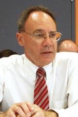 Peter Harris.