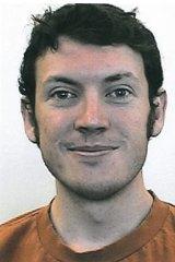 Mass shooting suspect James Holmes.