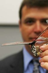 Ideas take flight … drones with flapping wings are already a reality.