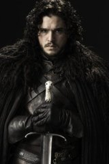 Is he safe? Jon Snow in the <i>Game of Thrones</i> television series.